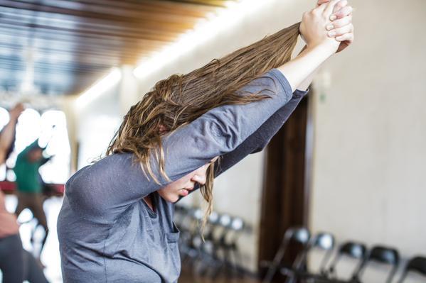 Le Récital des postures – Extensions di Yasmine Hugonnet