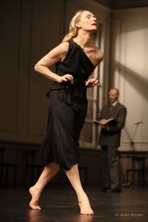 Julie Shanahan in Kontakthof - foto, Akiko Miyake